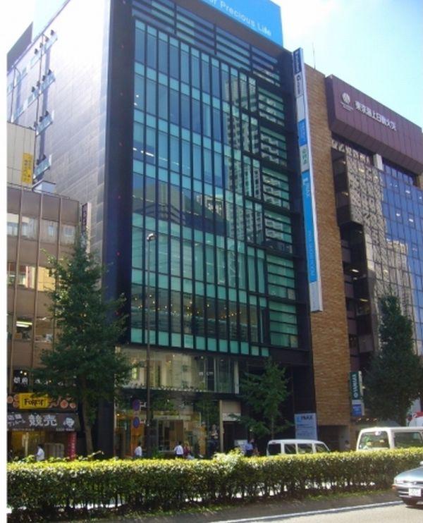 渋谷区代々木2-11-17(新宿駅)ラウンドクロス新宿の賃貸事務所 ...