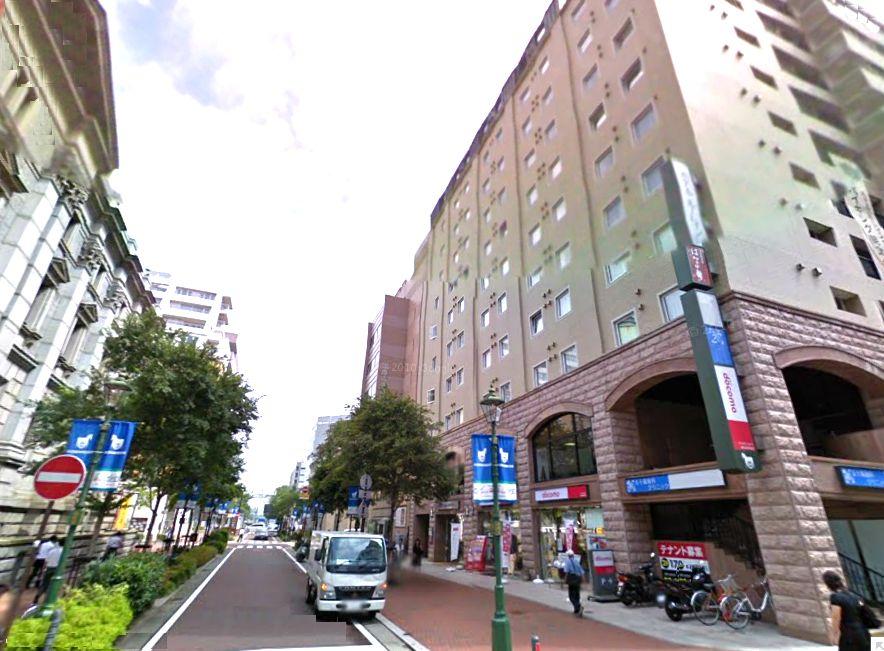 「馬車道(神奈川県横浜市中区弁天通4丁目53番)」の画像検索結果