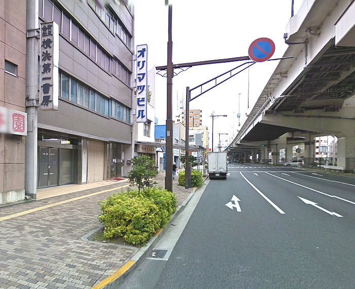 横浜市神奈川区青木町10-2(横浜...