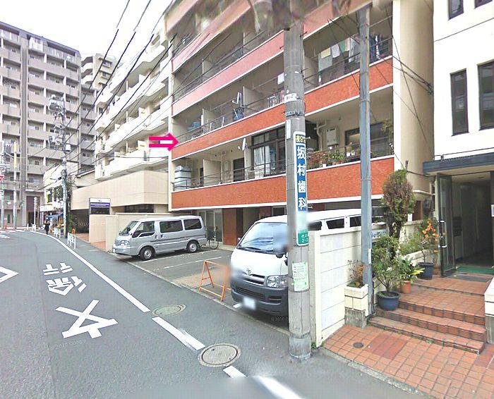 渋谷区代々木2-22-3(代々木駅)カースル代々木の賃貸事務所・貸 ...