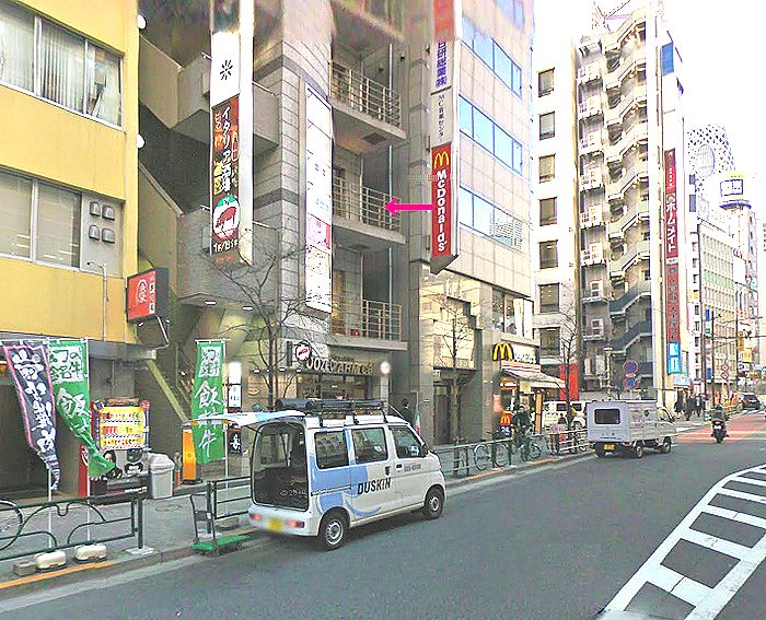 渋谷区代々木2丁目6-8(新宿駅)shinjuku exの賃貸事務所・貸事務所 ...