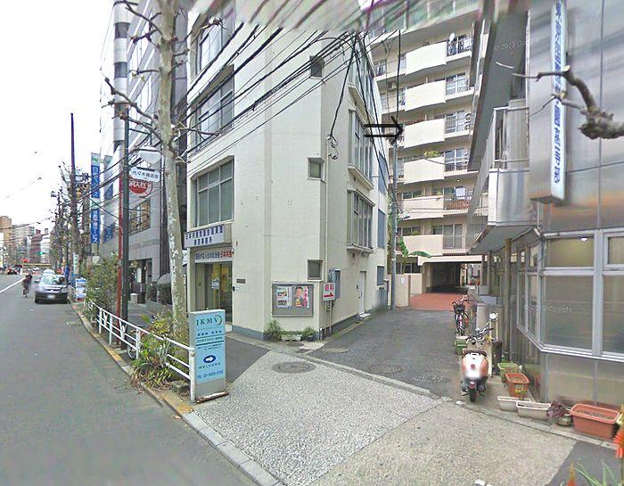 渋谷区代々木1-44-9(南新宿駅)メゾンドール代々木の賃貸事務所 ...