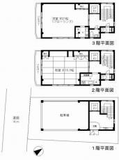 相模原市緑区橋本6-31-16(橋本駅)HYハウス 1棟貸