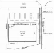 横浜市戸塚区川上町409-1(東戸塚駅)東戸塚 店舗 駐車場5台付