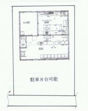 入間郡毛呂山町大字川角130-3(武州長瀬駅)武州長瀬 店舗 P8台付